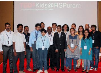 TEDxKids@RSPuram