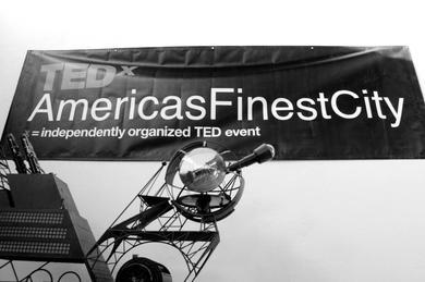 TEDxAmericasFinestCityChange