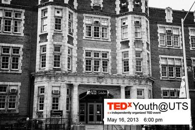 TEDxYouth@UTS
