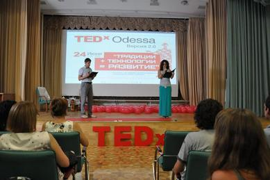 TEDxOdessa