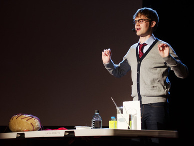 Tyler DeWitt: Hey science teachers -- make it fun | Video on TED.com