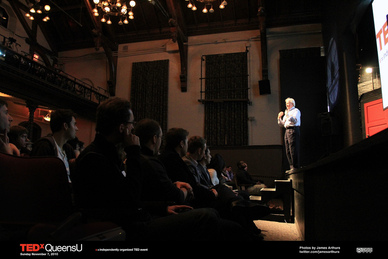 TEDxQueensU