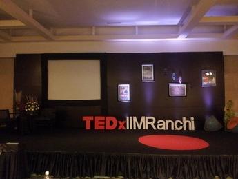 TEDxIIMRanchiChange