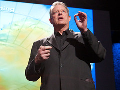 Al Gore warns on latest climate trends