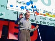 Hans Rosling: HIV -- new facts and stunning data visuals