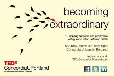 TEDxConcordiaUPortland