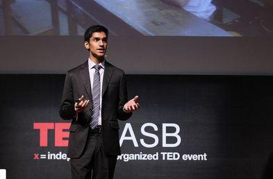 TEDxASB