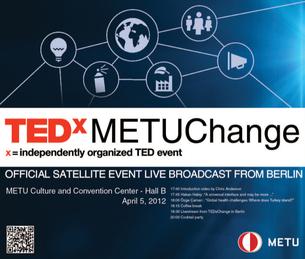 TEDxMETUChange