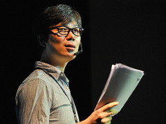 Young-ha Kim: Be an artist, right now!