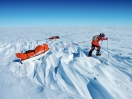 Ray Zahab treks to the South Pole