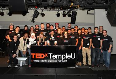 TEDxTempleU