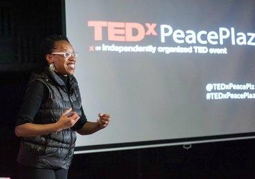 TEDxPeacePlaza