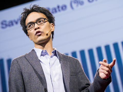 TED: Keith Chen: Could your language affect your ability to save money? - Keith Chen (2012)