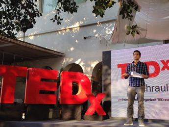 TEDxMehrauli