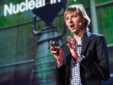 TED: Taylor Wilson: My radical plan for small nuclear fission reactors - Taylor Wilson (2013)