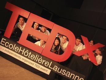 TEDxEcoleHôtelièreLausanne