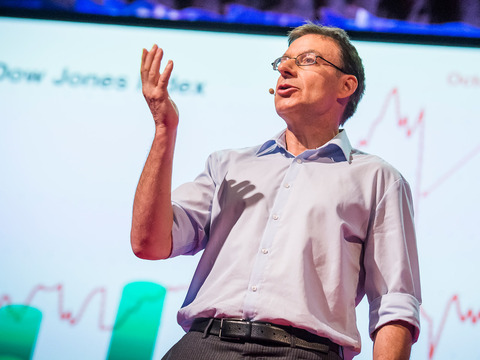 TED: Didier Sornette: How we can predict the next financial crisis - Didier Sornette (2013)