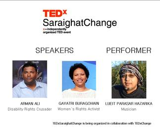 TEDxSaraighatChange