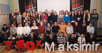 TEDxMaksimirChange