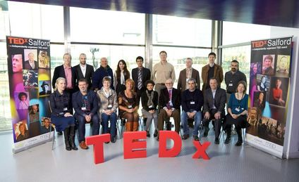 TEDxSalfordChange