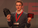 Klaus Stadlmann: The world's smallest 3D printer