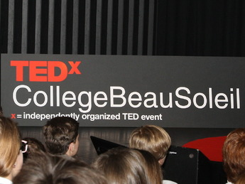 TEDxCollegeBeauSoleil