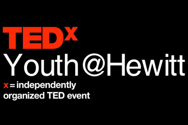 TEDxYouth@Hewitt