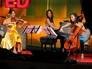 Trio Ahn: Moderni izraz klavira, violine, violonela