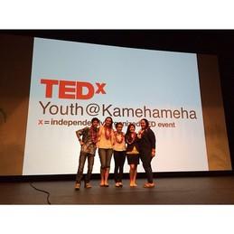 TEDxKamehamehaSchools