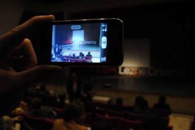 TEDxLezheCinema
