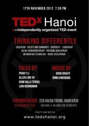 TEDxHanoi