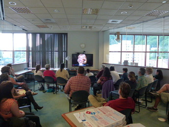 TEDxJuneauLibrary
