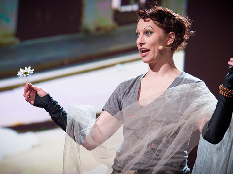 TED: Amanda Palmer: The art of asking - Amanda Palmer (2013)