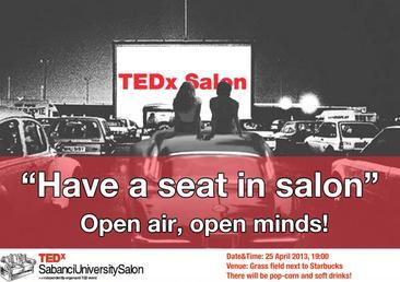 TEDxSabanciUniversitySalon