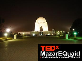 TEDxMazarEQuaid