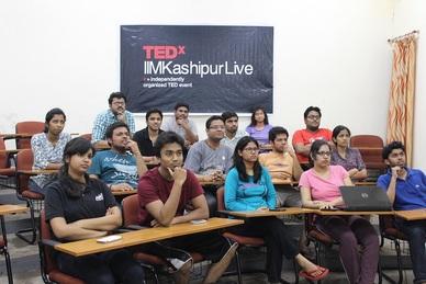 TEDxIIMKashipurLive