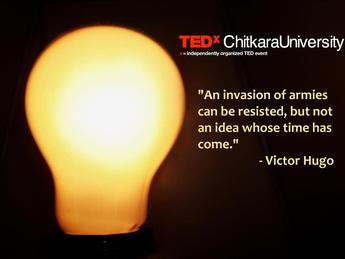 TEDxChitkaraUniversity