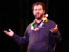 Jonathan Eisen: Meet your microbes