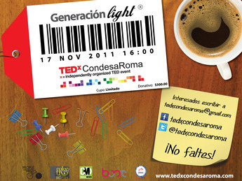 TEDxCondesaRoma