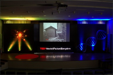 TEDxHewlettPackardBangalore