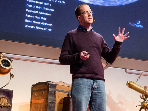 TED: Eric Dishman: Health care should be a team sport - Eric Dishman (2013)