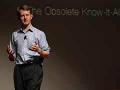 Ken Jennings: Watson, Jeopardy and me, the obsolete know-it-all