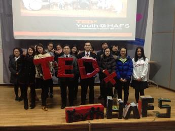 TEDxYouth@HAFS