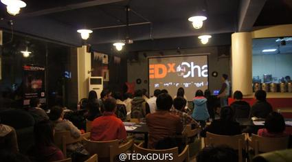 TEDxGDUFSChange