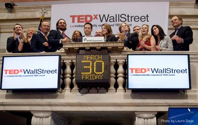 TEDxWallStreet