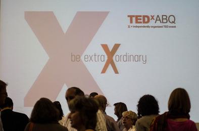 TEDxABQSalon