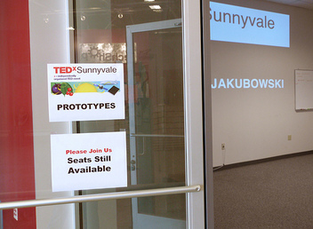 TEDxSunnyvaleChange