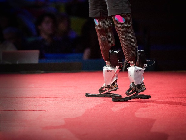 Hugh Herr: The new bionics that let us run, climb and dance | Talk Video | TED