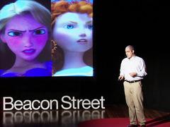 Colin Stokes: How movies teach manhood
