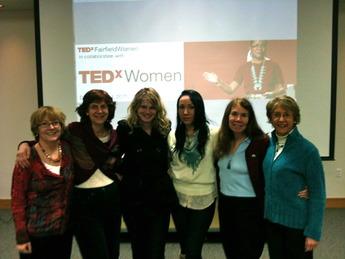 TEDxFairfieldWomen